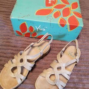 Yuu Moria sandals